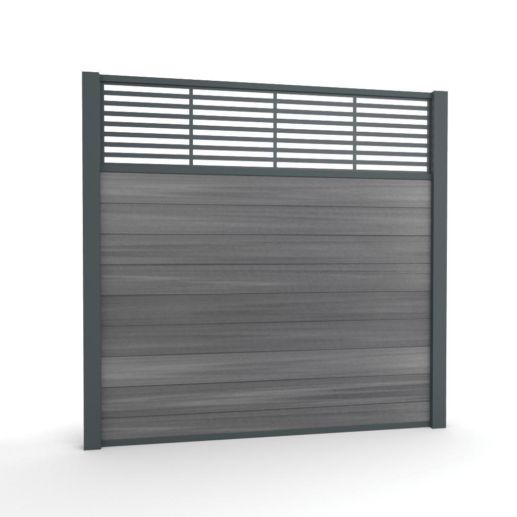... Composition De Panneaux Personnalisés; Décors Aluminium Design