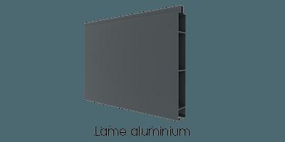 Votre Clôture Parmi 3 Coloris De Bois Composite, 1 Lame Alu Et 2 Décors  Aluminium