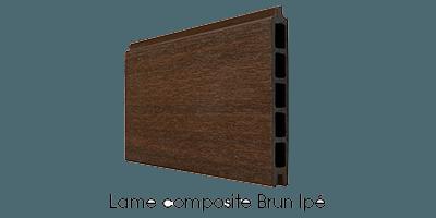 Parfait Votre Clôture Parmi 3 Coloris De Bois Composite, 1 Lame Alu Et 2 Décors  Aluminium