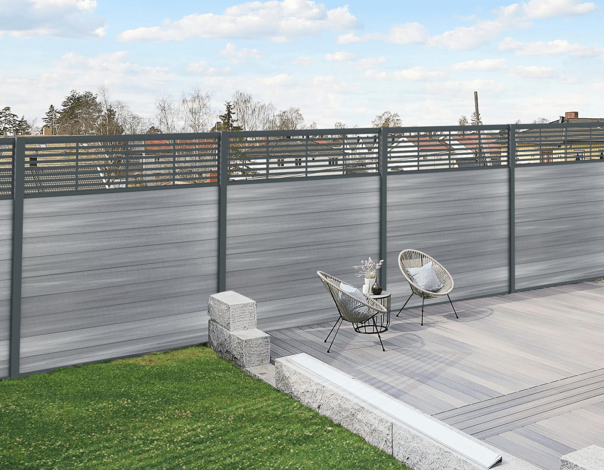 Fabricant De Terrasse Bardage Cloture Composite Fiberdeck Fr