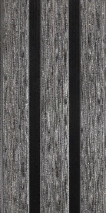 zoom sur la lame WEO gris ardoise