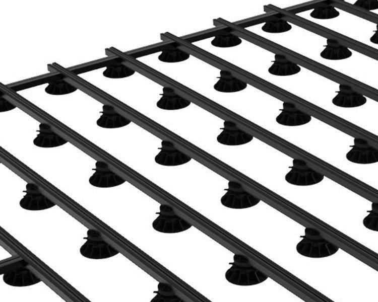 Lambourde Aluminium Pour Construction De Terrasse Composite Fiberdeck