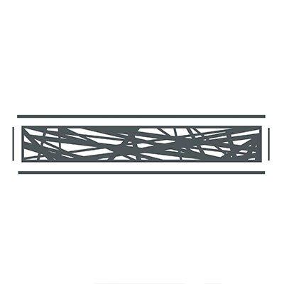 décors héra pour palissade horizontale