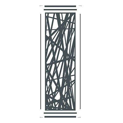 décor héra vertical pour palissade