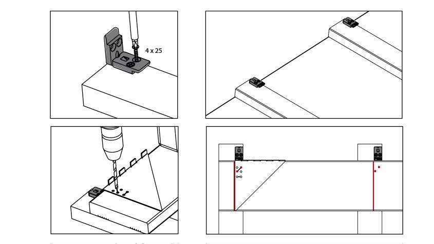 installation du clip cobra d lock
